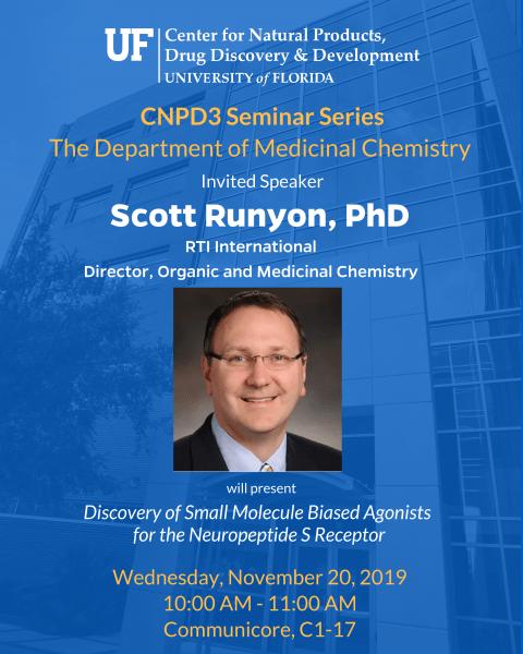 Seminar Announce Runyon